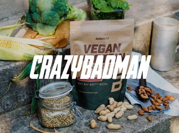 Crazybadman
