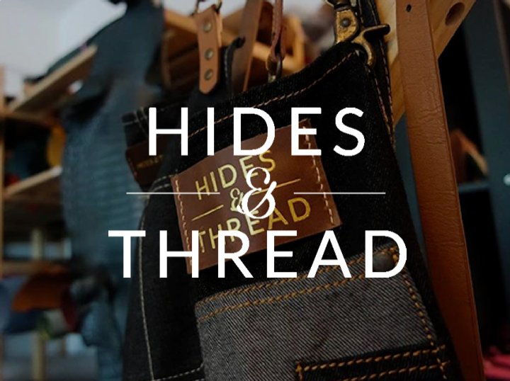 Hides and Thread