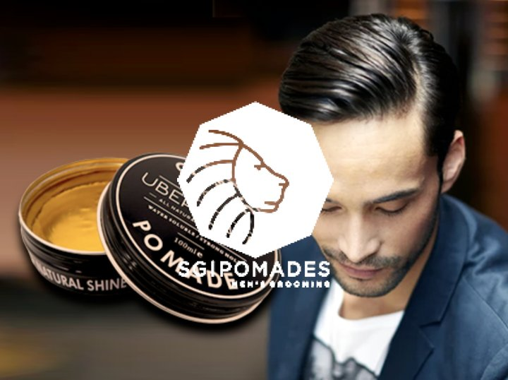 SGPomades Men's Grooming
