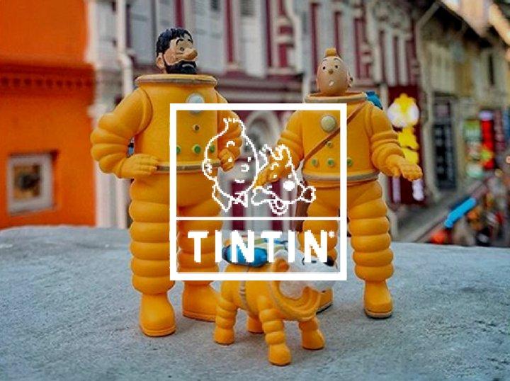 The Tintin Shop
