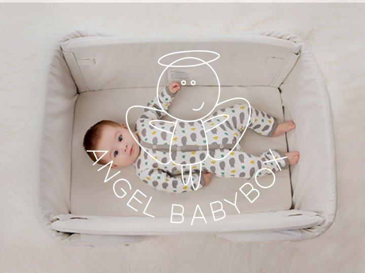 Angel Baby Box
