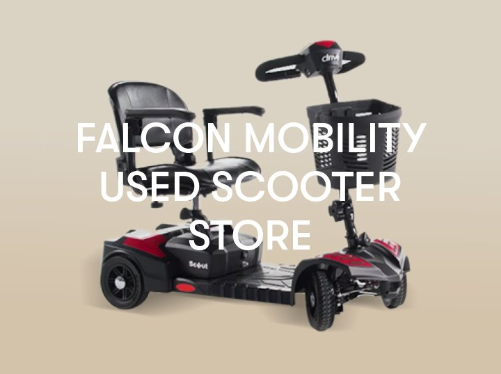 Falcon Mobility Used Scooter Store